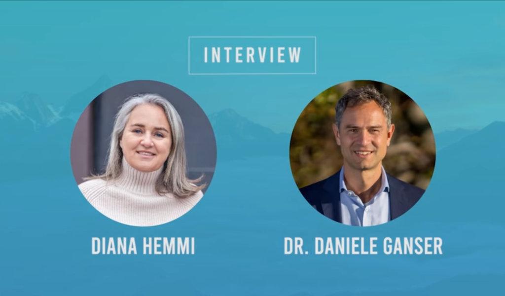 Friedensforscher Dr. Daniele Ganser über den Umgang mit der Angst
